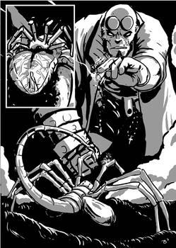 Hellboy/Alien Page 3