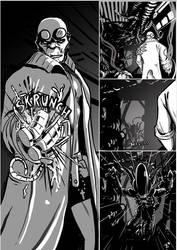 Hellboy/Alien Page 5 by TheTrueBishop