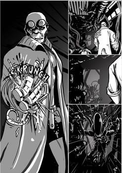 Hellboy/Alien Page 5