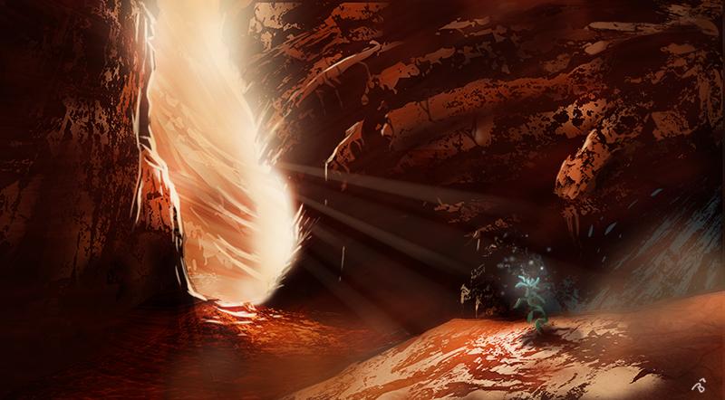 Mystic Canyon by TheTrueBishop