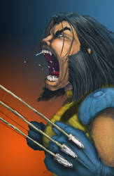 Wolvie Colored