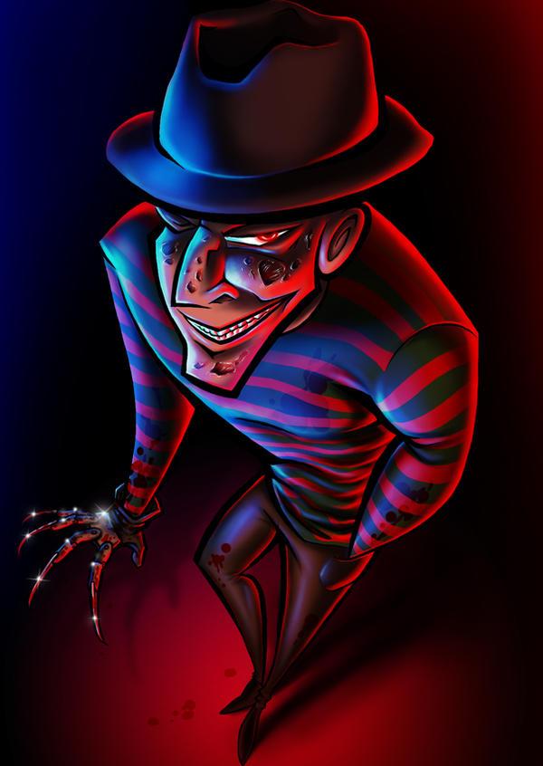 Freddy Krueger By NightWatcher36