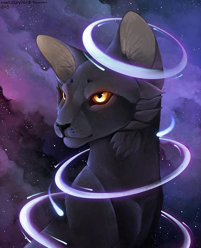 Celestial Body by MapleSpyder