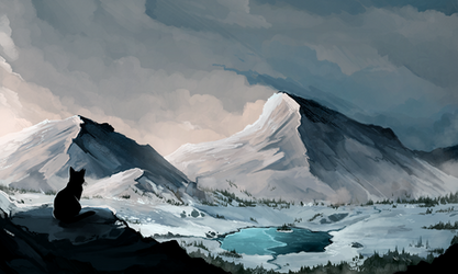 Ridge by MapleSpyder