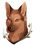 German Shepherd [Speedpaint]