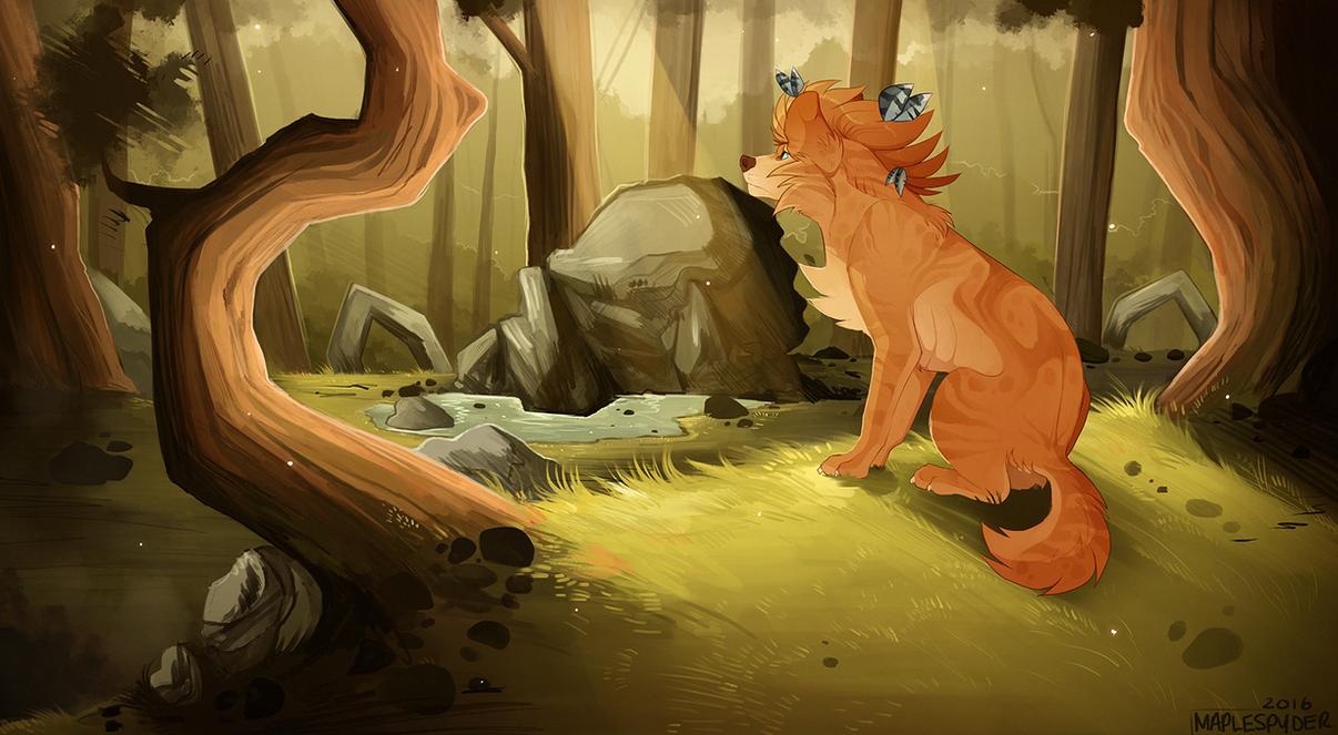 Grove II by MapleSpyder