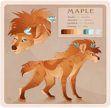 Maple Reference - 2016