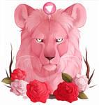 Lion Redo - Speedpaint