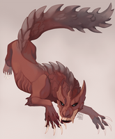 Odogaron by MapleSpyder