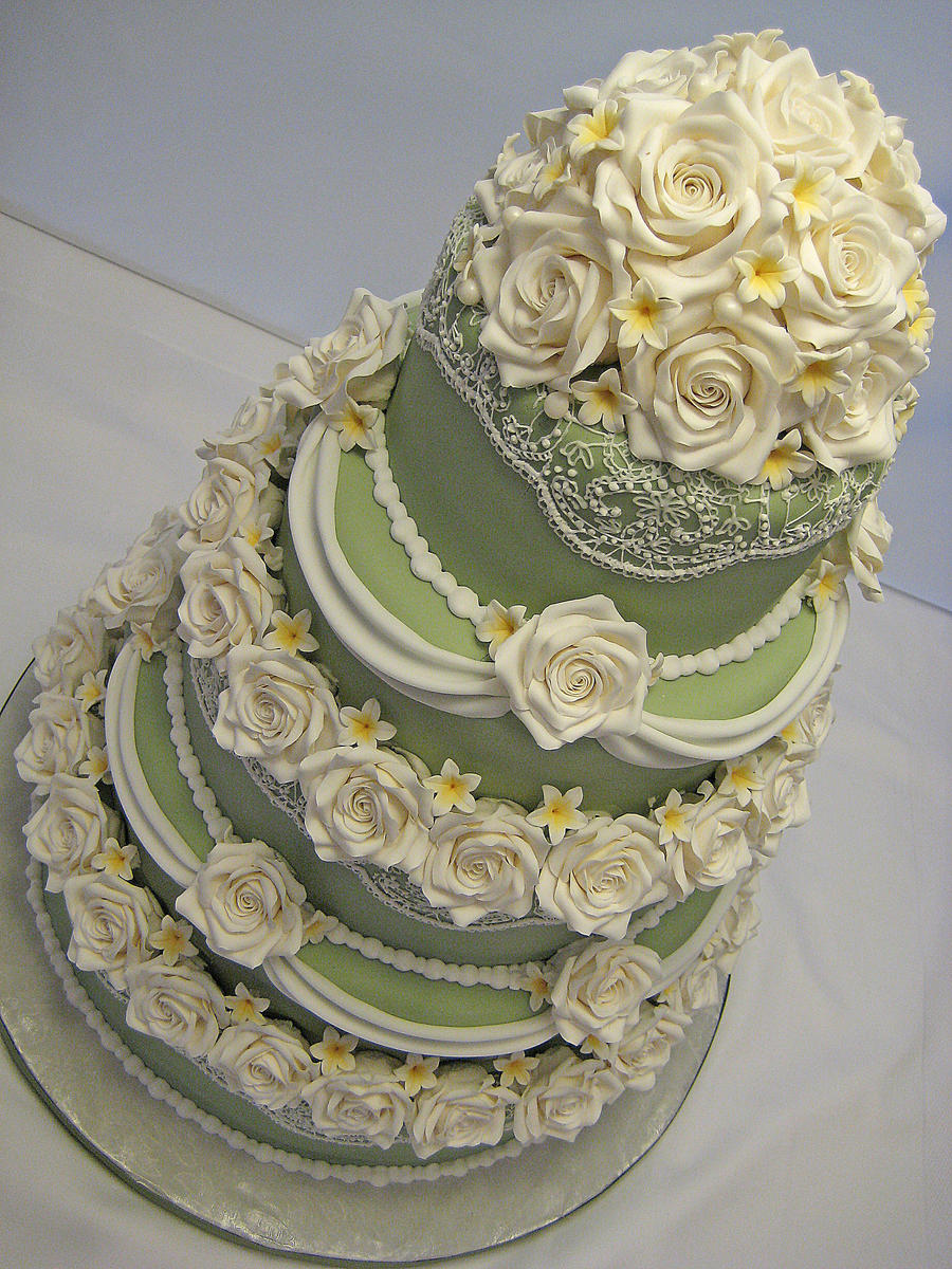 2010 ACF Wedding Cake 2 by Kiilani