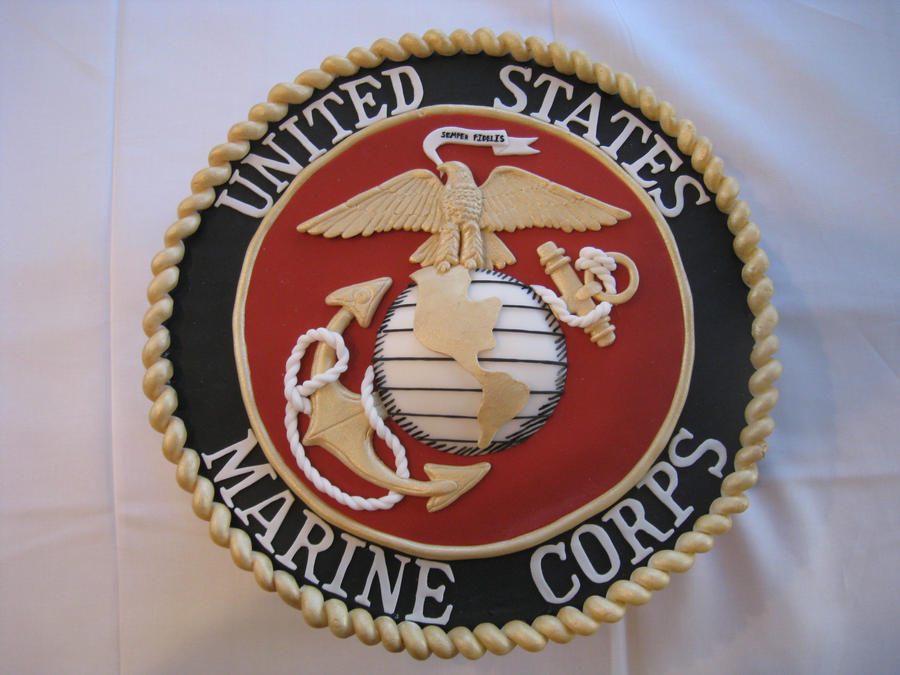 Marine Corps by Kiilani