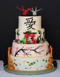 2014 ACF Wedding Cake