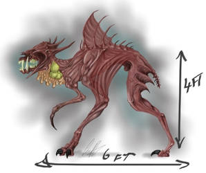 Design a monster 1