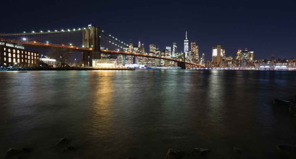 Brooklyn Bridge by napoca
