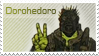Dorohedoro Stamp #1 by Lucrx