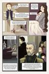 Sherlock Snow White AU Pg 1