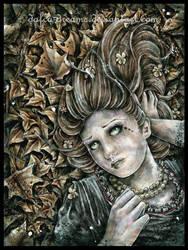 De les flors i la mort by Dafca-dreams