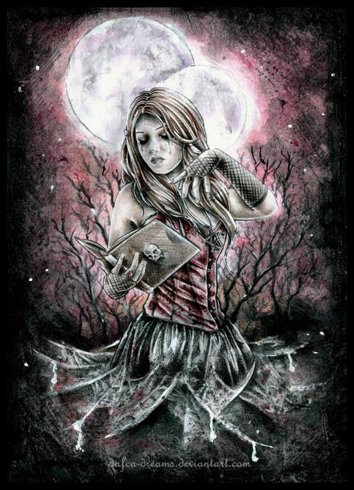 Cercant la foscor by Dafca-dreams