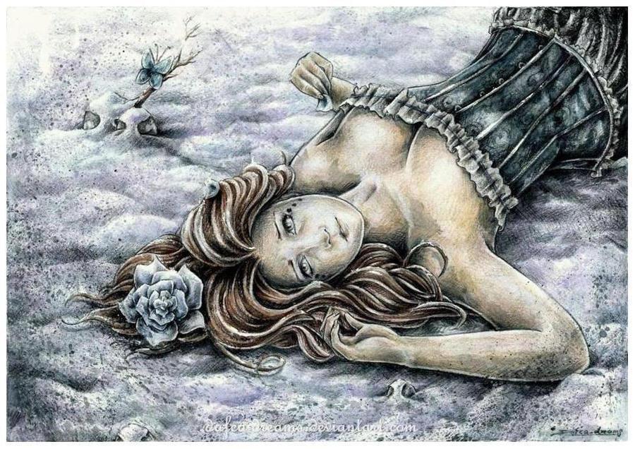 The Rose of Winter III by Dafca-dreams