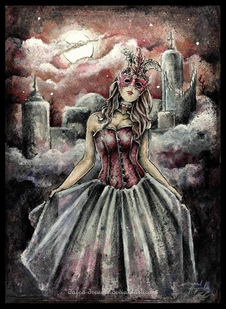 La Stravaganza by Dafca-dreams