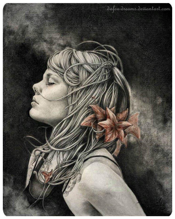 C'etait Salement Romantique by Dafca-dreams