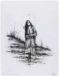 The Gravel Road by Dafca-dreams