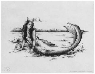 Las puertas del mar by Dafca-dreams