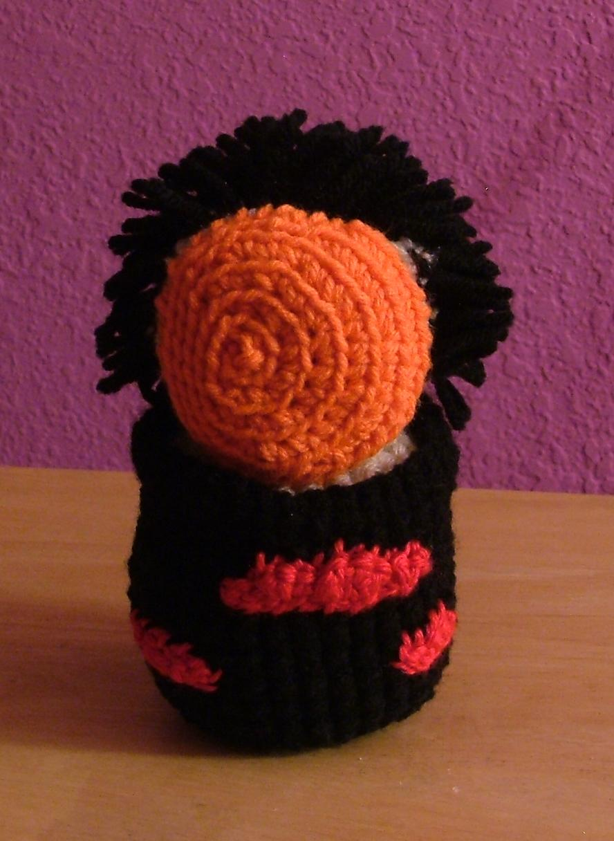 Crochet Tobi by AiChibiAi
