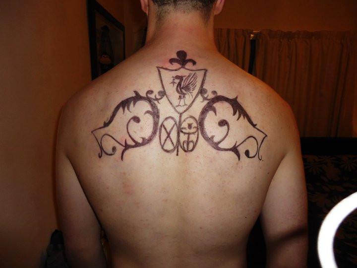 Shankly Gates Tattoo Idea