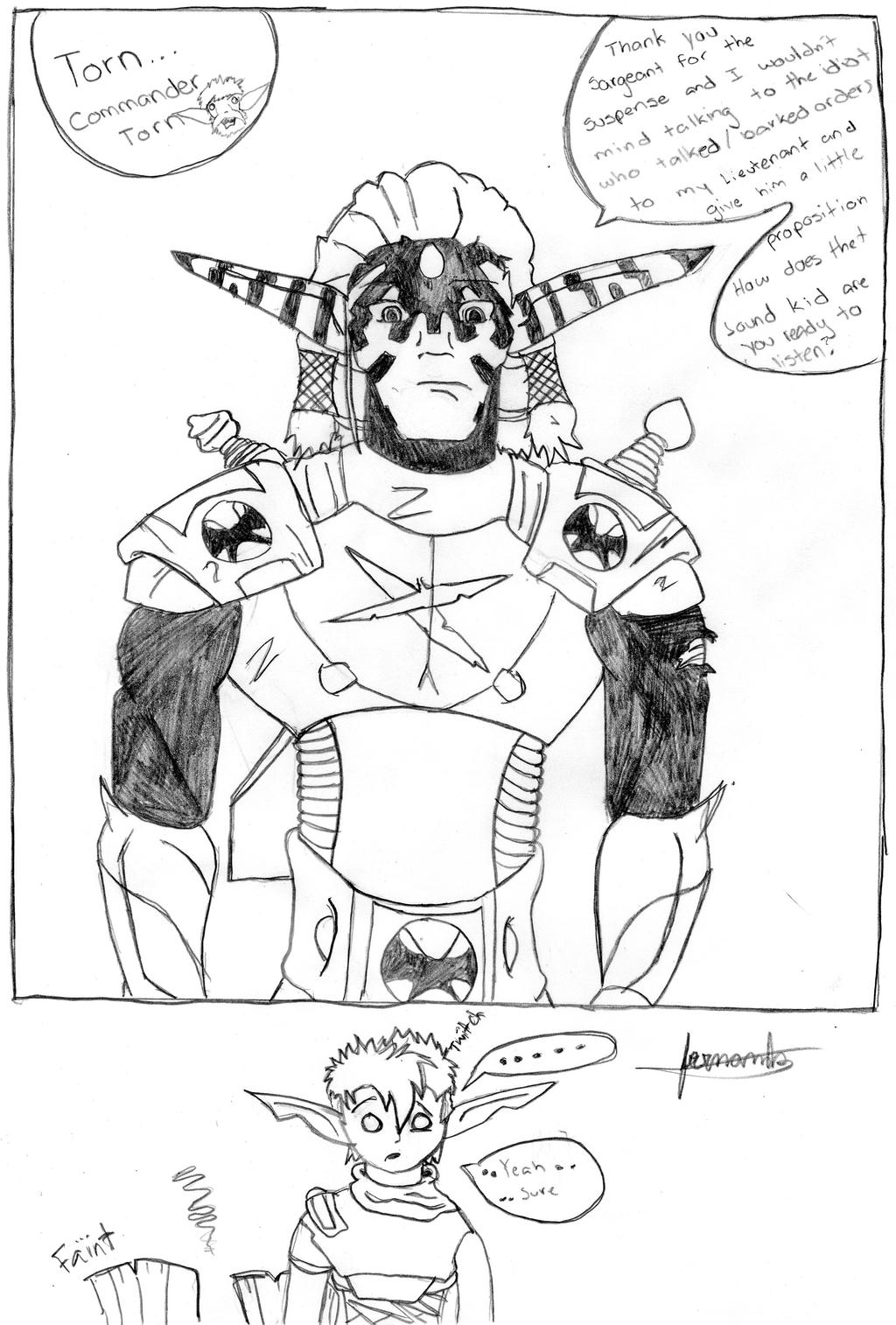 Jak And Daxter The Fall Of Lake Village Pg 11 By Jak And Daxter Coloring Pages