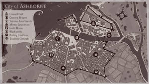 Grim Quest - City of Ashborne