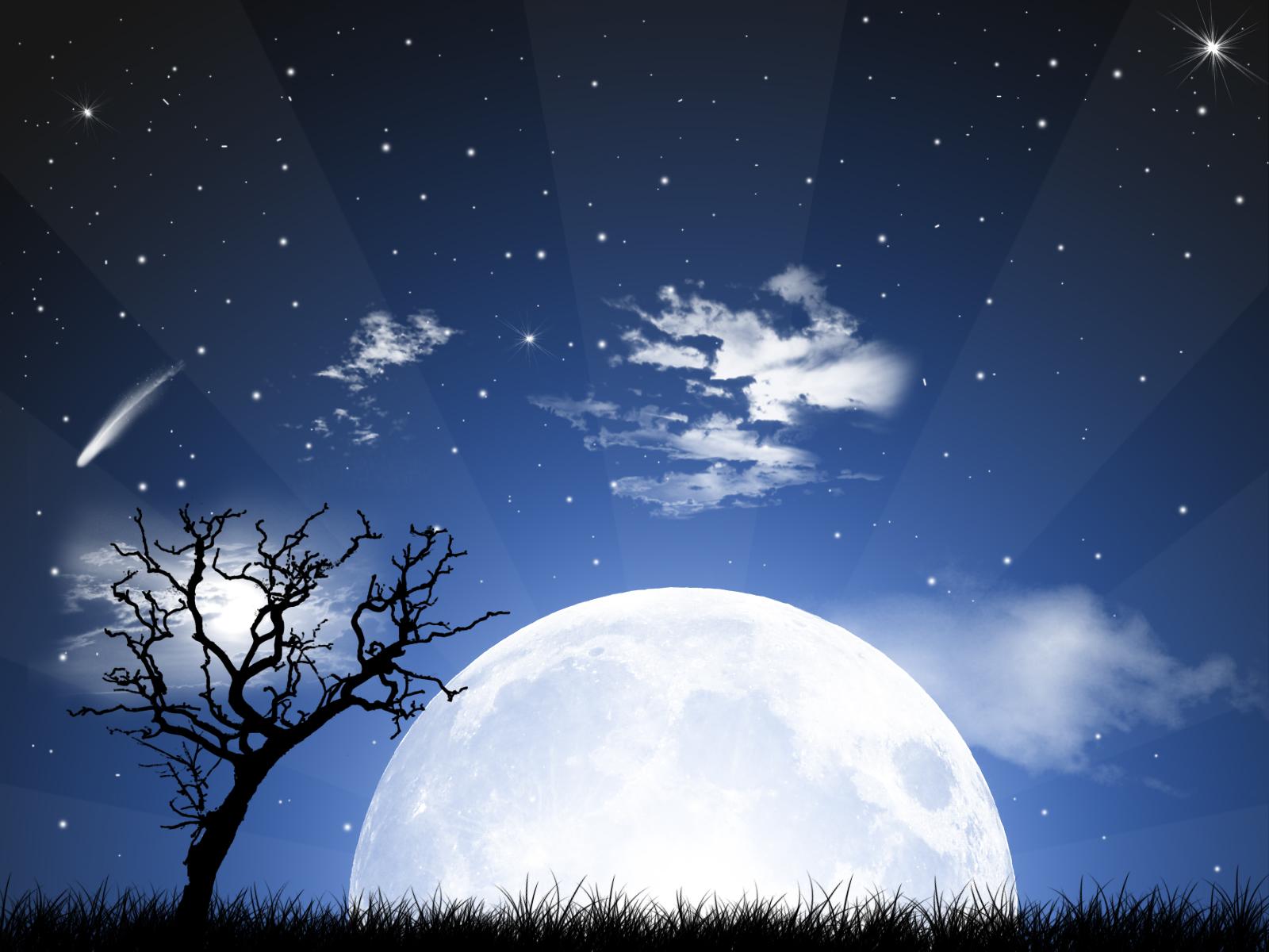 Midnight Moon By Venom Soldier On Deviantart