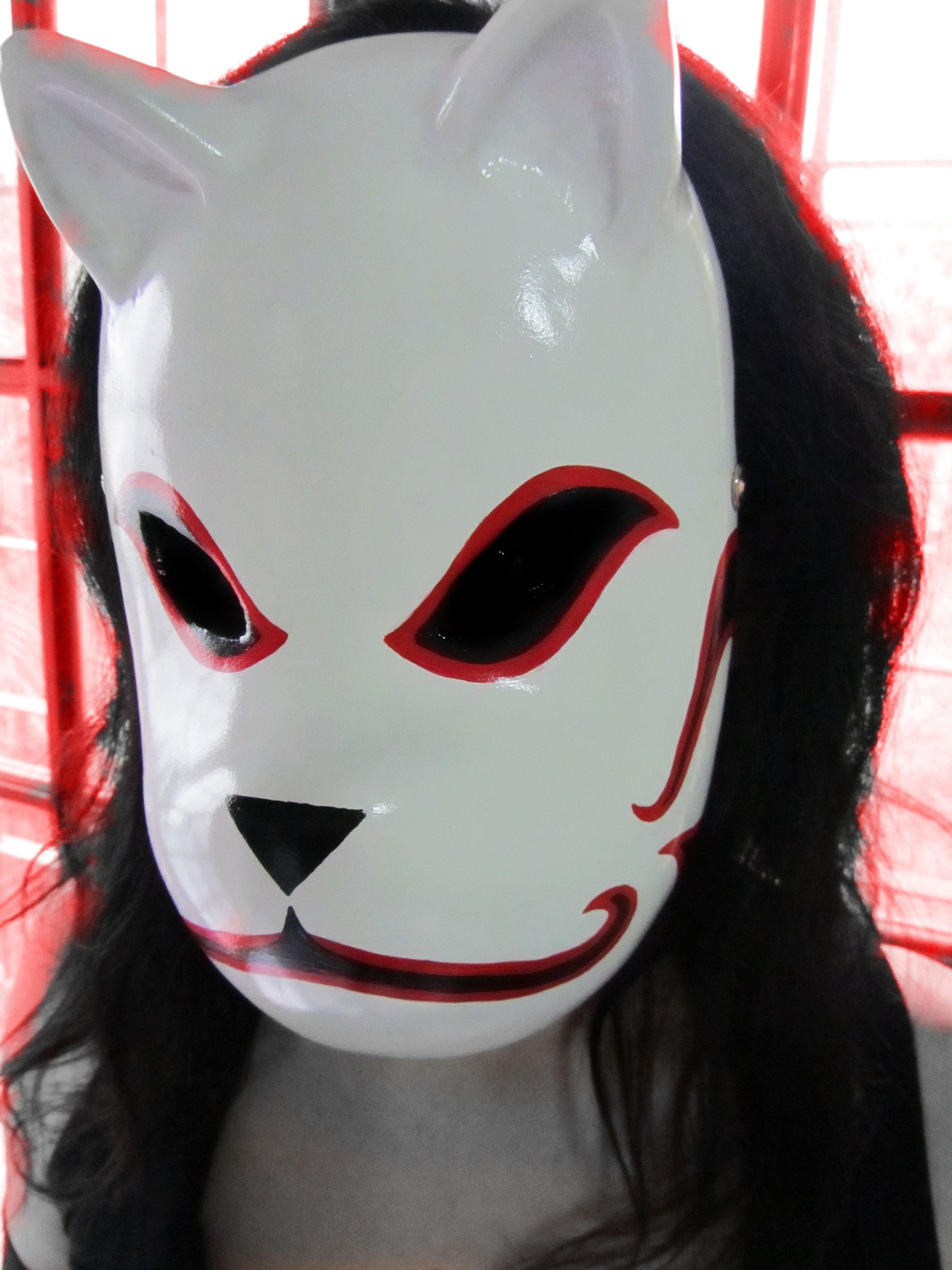 Anbu Mask - Naruto by Dominiquefx on DeviantArt