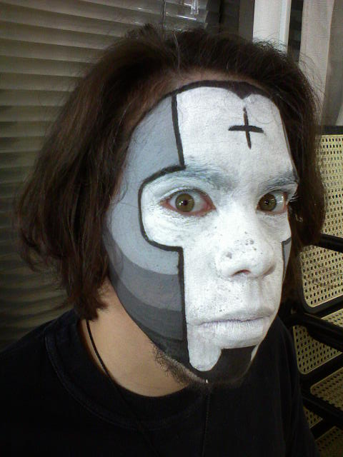 Wes Borland Makeup Gallery