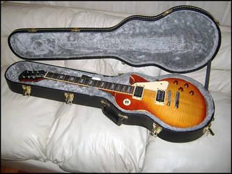Epiphone Gibson LP Standard 1 by shaufan