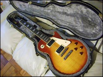 Epiphone Gibson LP Standard 3 by shaufan