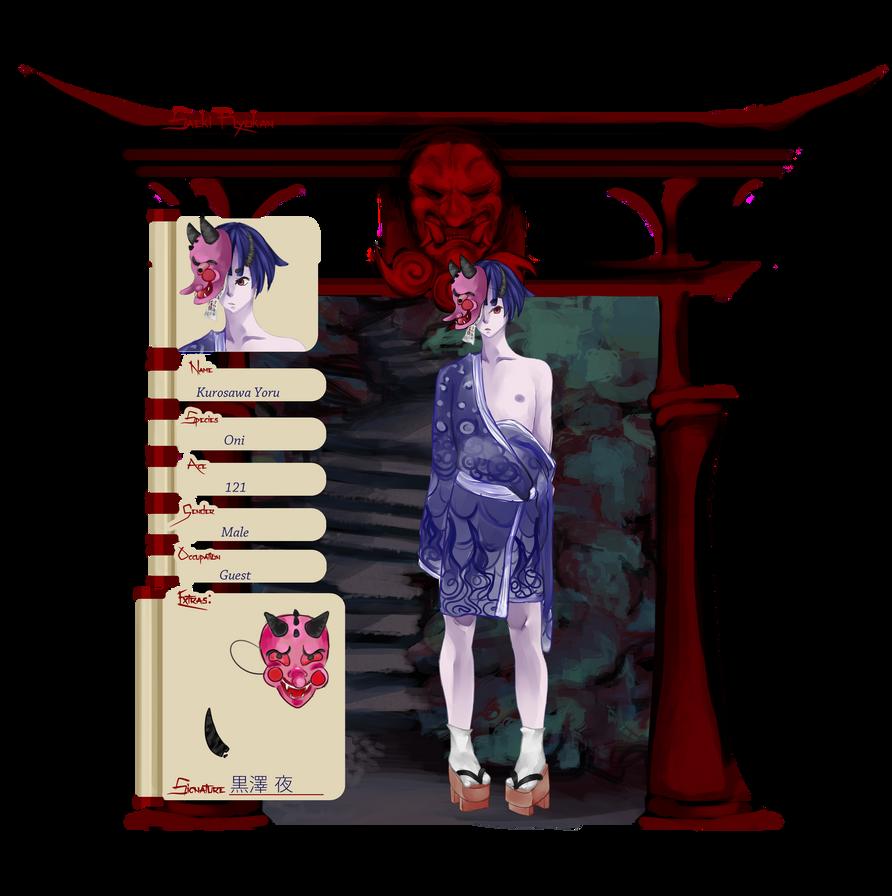 SR: Kurokawa by kibapoo