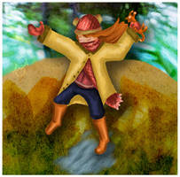 puddle jumper by Lizeeeee