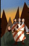 Three Headed Knight