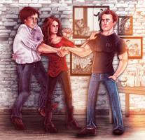 siblings by Lizeeeee