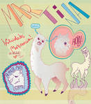 Alpaca Martinoncia by Lizeeeee