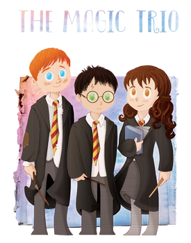 magic trio
