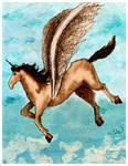 CUP -caballo-unicornio-pegaso-