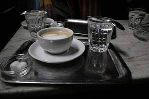 recently in a viennese cafe by alexci