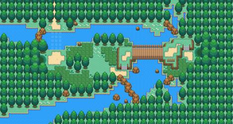Evergreen Woods (Updated Version)
