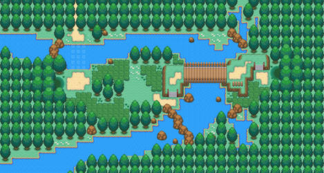 Evergreen Woods (Updated Version) by BluePlays