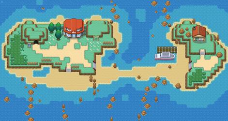 Koenna Island by BluePlays
