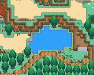 Mountom Town Pond