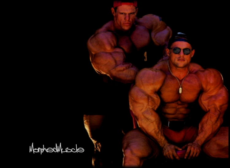Big Boys by MorphedMuscle
