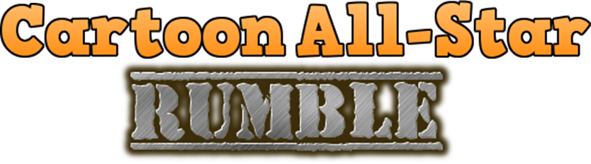Cartoon All-Star Rumble Logo by Galaxy-Afro
